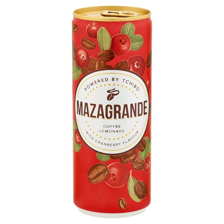 MAZAGRANDE with Cranberry Flavour