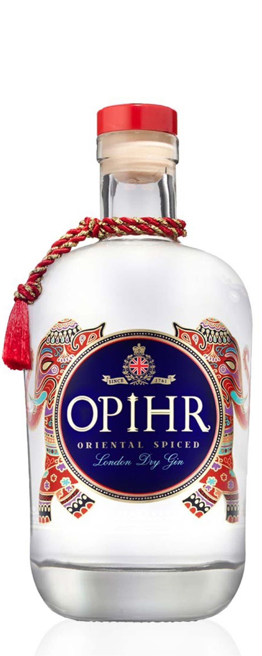 OPIHR ORIGINAL SPICED LONDON DRY GIN