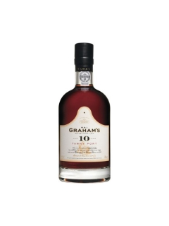 GRAHAMS PORT WINE TAWNY 10 YEARS OLD