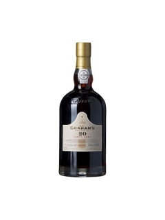 GRAHAMS PORT WINE TAWNY 20 YEARS OLD