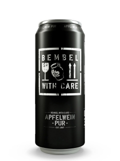 Bembel With Care Apfelwein Pur